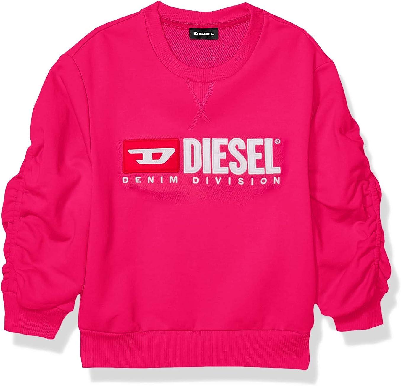 Diesel Girls Pullover Sweatshirt
