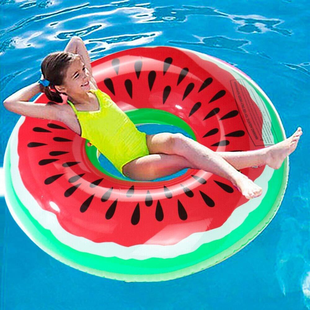Piscina Inflable Gigante Swim Flota Balsa Natación Divertido Juguete de playa Deportes Acuáticos Reino Unido