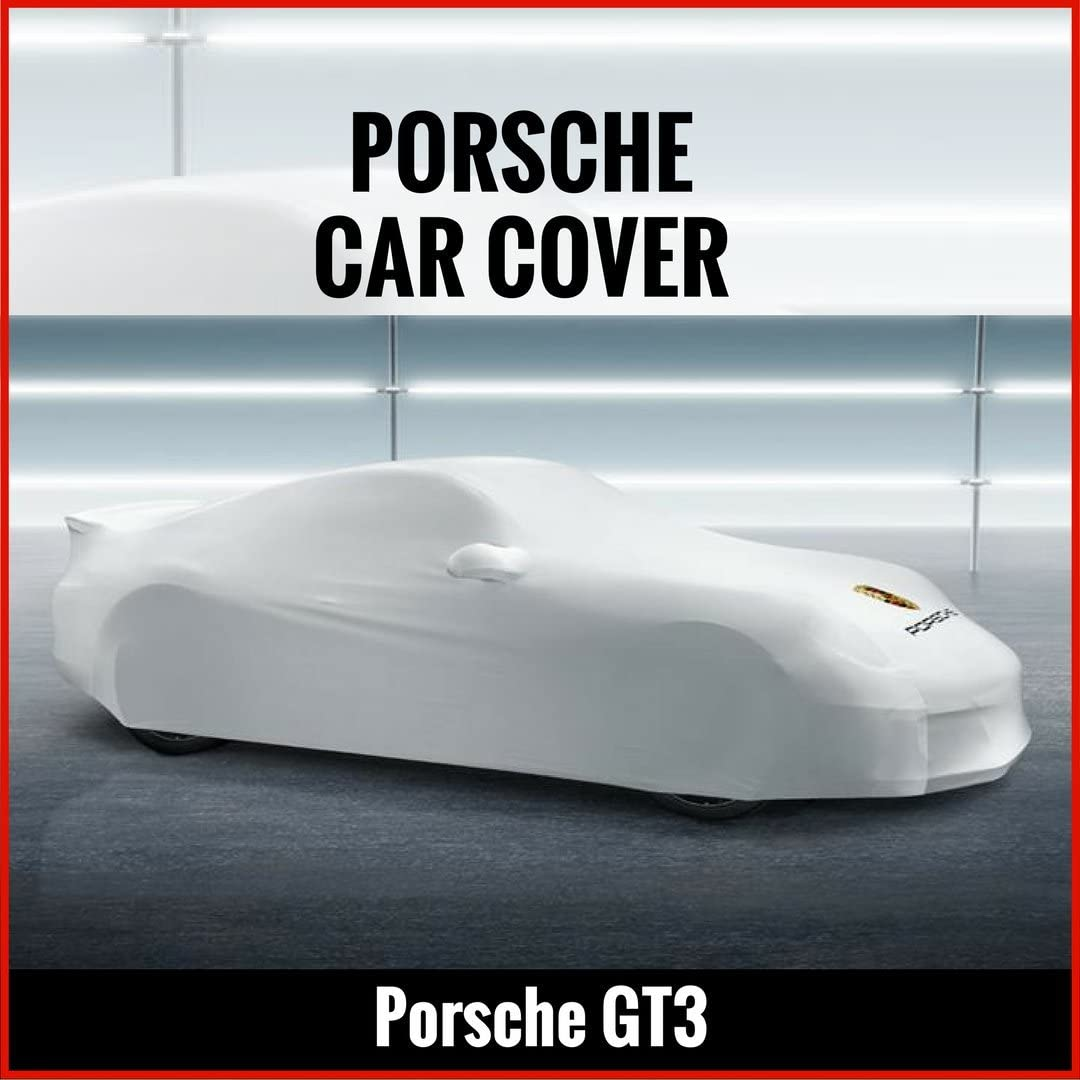For 911 Carrera Genuine Porsche 991 Indoor Car Cover