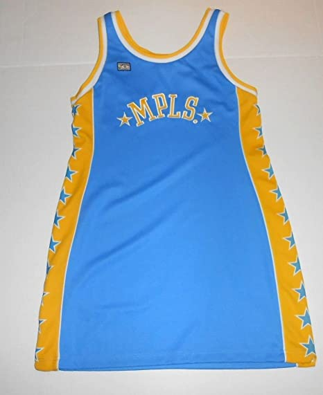 ab80ec72d12 Buy NBA MPLS LOS ANGELES LAKERS Hardwood Classics Jersey Dress Womens XL  Online at Low Prices in India - Amazon.in