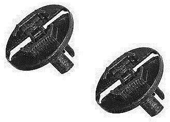 Fit For Mercedes W124 260E 300CE E420 Headlight Fastener Clips MTC 1248210520 *2