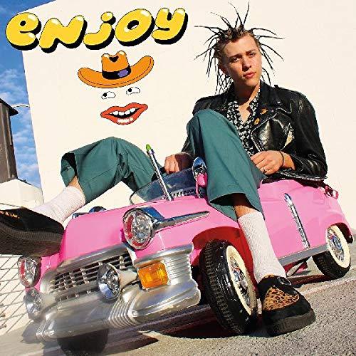 Cassette : Enjoy - Small Car Big Wheels (Cassette)