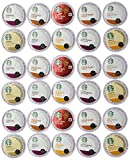 30 Count - Variety Pack of Starbucks Coffee K-Cups for All Keurig K Cup Brewers - (10 flavors, No DECAF, 3 K Cups each)
