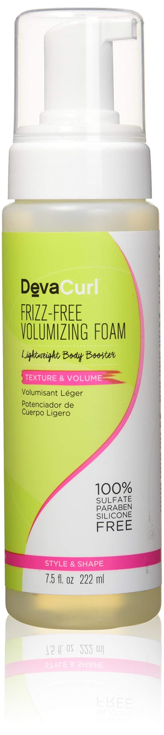 DevaCurl Frizz-Free Volumizing Foam 7.5 oz by DevaCurl
