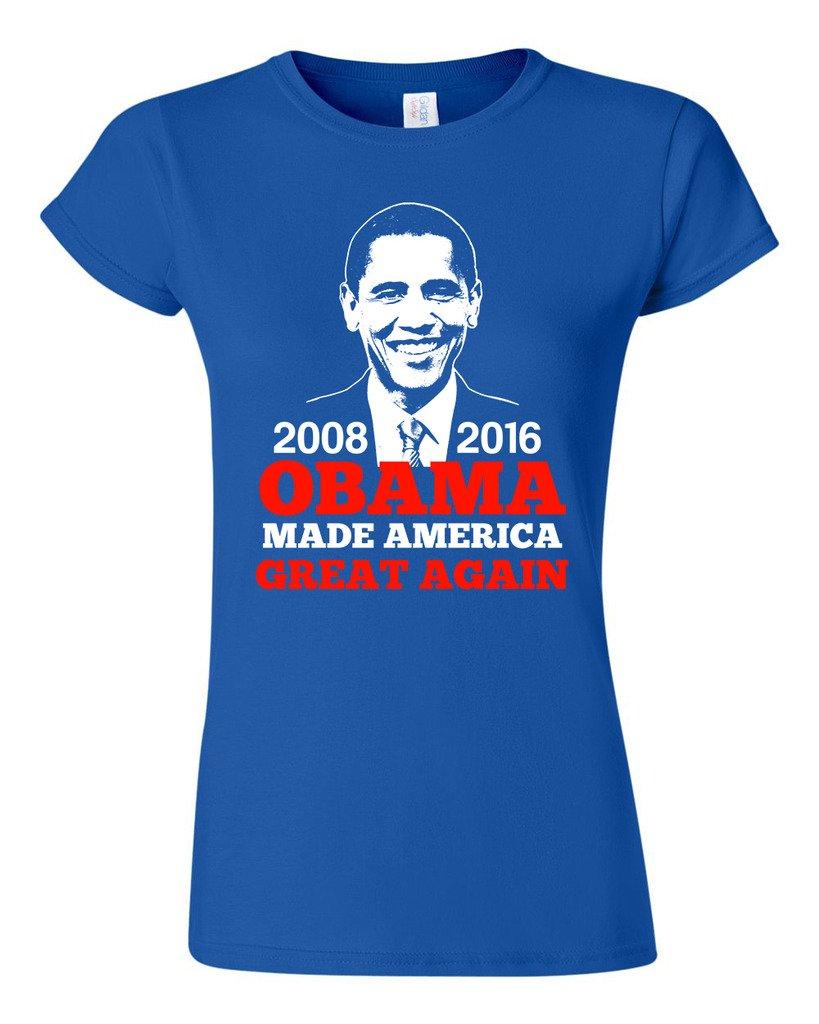President Barack Obama Made America Great Again Usa Dt 5276 Shirts