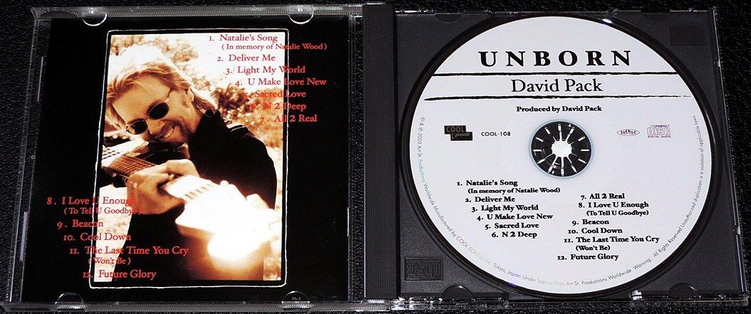 Unborn: David Pack: Amazon.es: Música