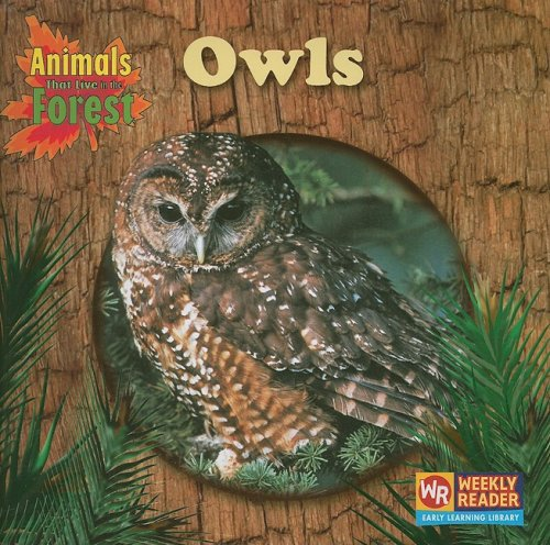 Owls (Animals That Live in the Forest) PDF