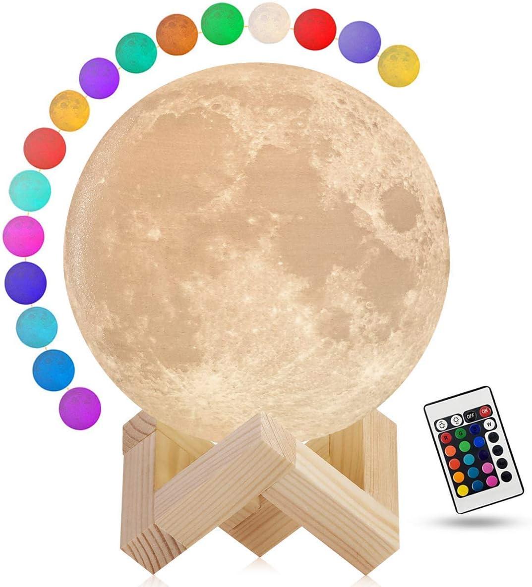 Gahaya Seamless Moon Lamp