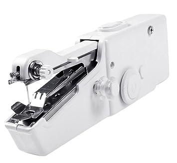Siensync - Máquina de coser de mano. Máquina de coser portá