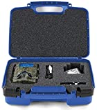 Life Made Better Storage Organizer - Compatible With XIKEZAN Trail & Game Camera - Toguard H50 - Crenova Game & Trail Camera - Abask Trail Camera And Accessories- Durable Carrying Case - Blue