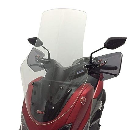 Amazon com: Winshield Windscreen 72cm (Clear) for Yamaha