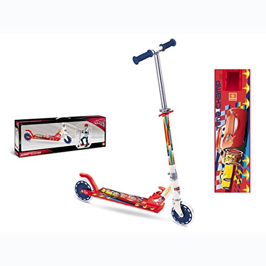 Disney Cars Scooter: Amazon.es: Hogar