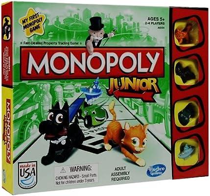 Monopoly Junior: Amazon.es: Libros en idiomas extranjeros