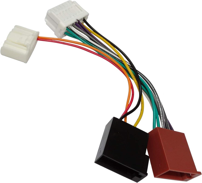 Aerzetix 3800946237457/Adapter Autoradio Reduzierrahmen