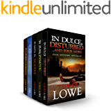 In Dulce, Disturbed ... and Four More: Five Mystery Novellas