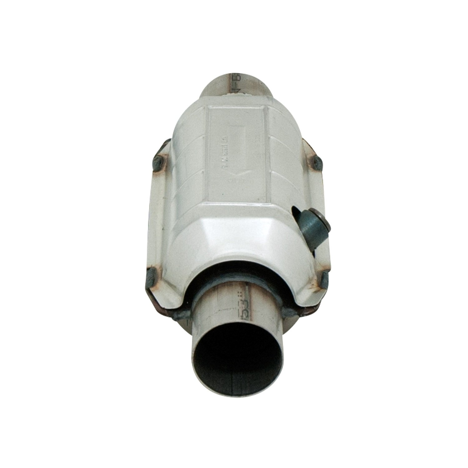 Flowmaster (2821125) 282 Series 2.5' Inlet/Outlet OBDII Universal Catalytic Converter