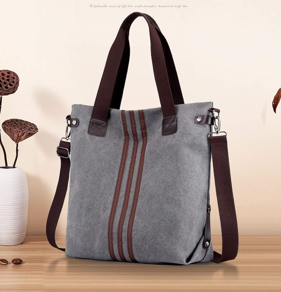 Ysswjzz Påse - Axelväskor för kvinnor Stor kapacitet shoppingväska för dagligt arbete a