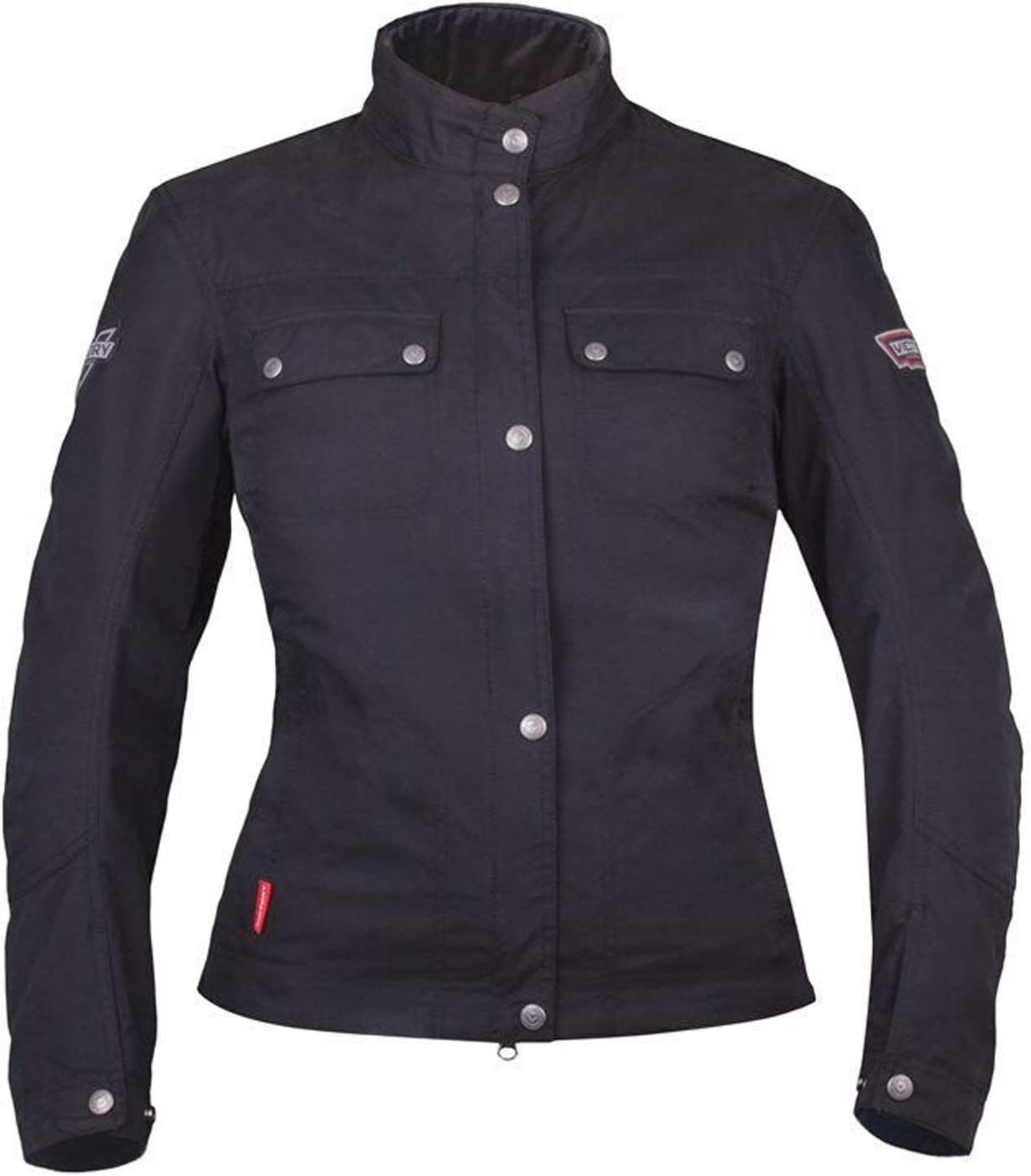 Victory Motorcycle OEM Women's Black Skye Riding Jacket