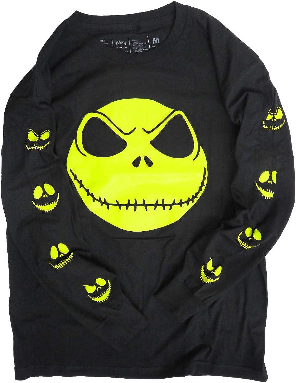 Jack Skellington Halloween Town Pumpkin King Kids T-Shirts Childs Gracphic Tee
