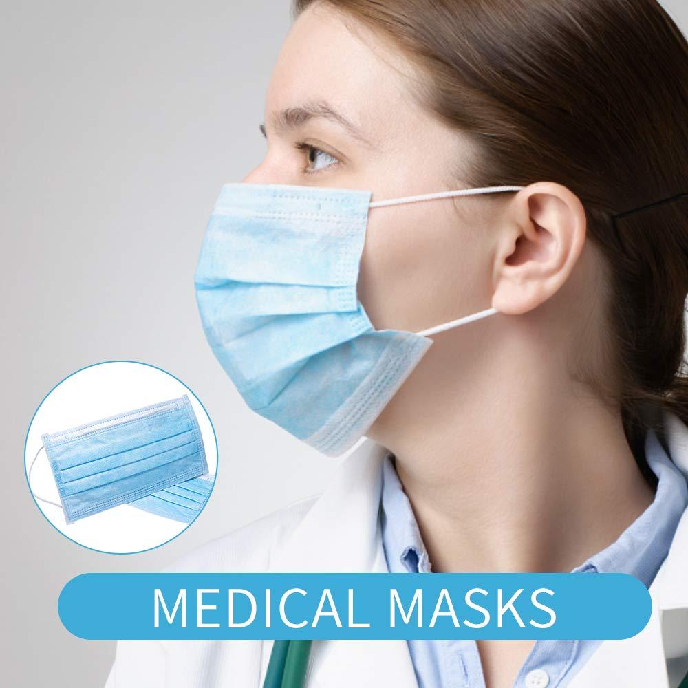 masque microbe jetable
