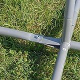 Predator Sports Barrier Backstop 10 Feet x 30
