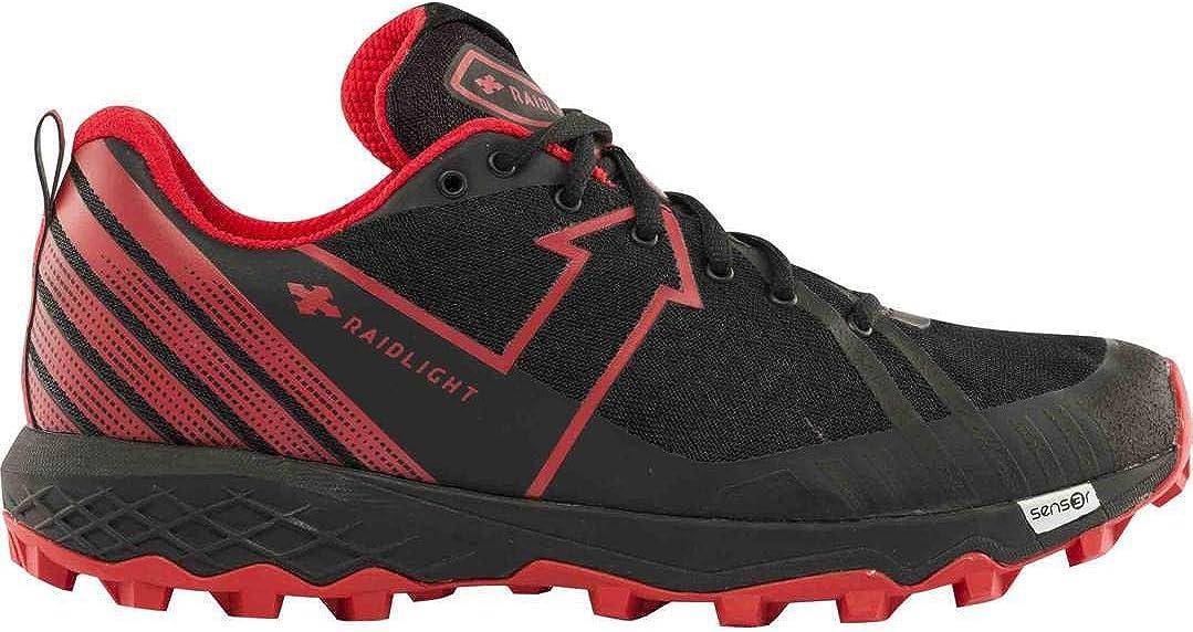 RaidLight Responsiv Dynamic Trail Laufschuhe - SS20 noir/rouge