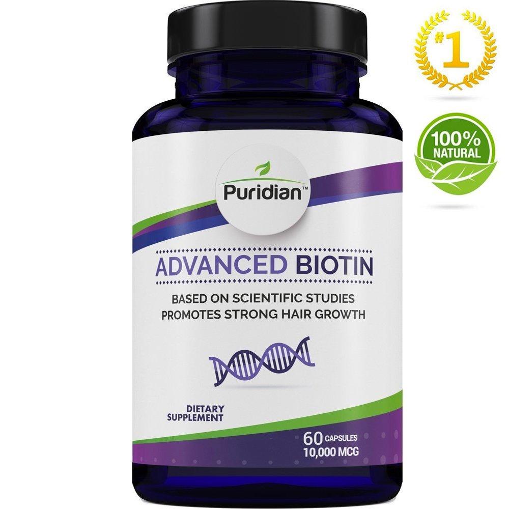 Vitaminas Para El Cabello Unas Y Piel Tratamiento Biotina Natural Ayudan a Crecer Pelo Unas Saludables