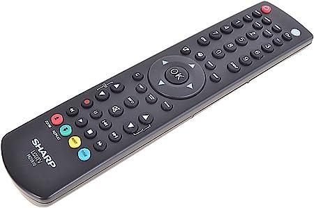 Ersatz Fernbedienung für Sharp TV LC40LE240EVLC40LE240EXVLC40LE510E