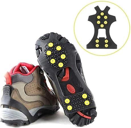 SKLLA 10 Garras Antideslizante Zapatos Cubiertas al Aire ...