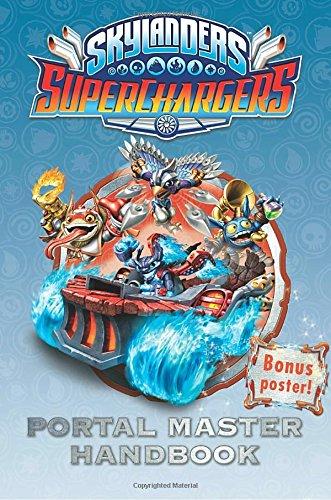 SuperChargers Portal Handbook Skylanders Universe product image