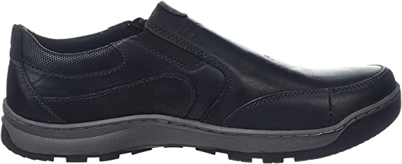 TALLA 41 EU. Hush Puppies Jasper Slip On, Mocasines para Hombre