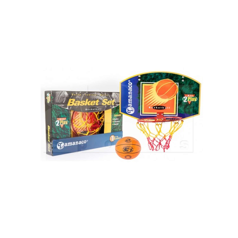 Amazon.com: Tamanaco - Juego de mini tablas de baloncesto ...