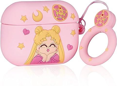 Amazon Com Joyleop Sailor Girl Case For Airpods Pro 3 Cute