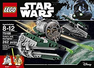 LEGO Star Wars Yoda's Jedi Starfighter 75168 Building Kit (262 Pieces) from LEGO