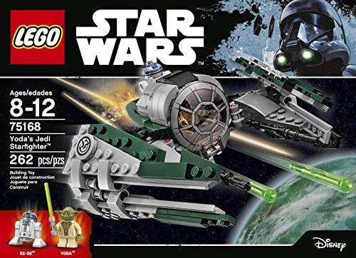 Детский конструктор LEGO Star Wars Yoda's