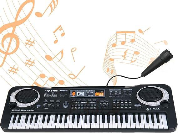 OrzBuy 61 Key Piano Keyboard