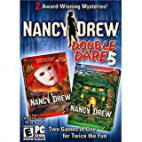 Nancy Drew Double Dare 5 (Danger by Design & The Creature of Kapu Cave)
