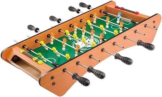 MJ-Games Juguete Educativo para niños de fútbol de Mesa 3-10 años Juguete para niños