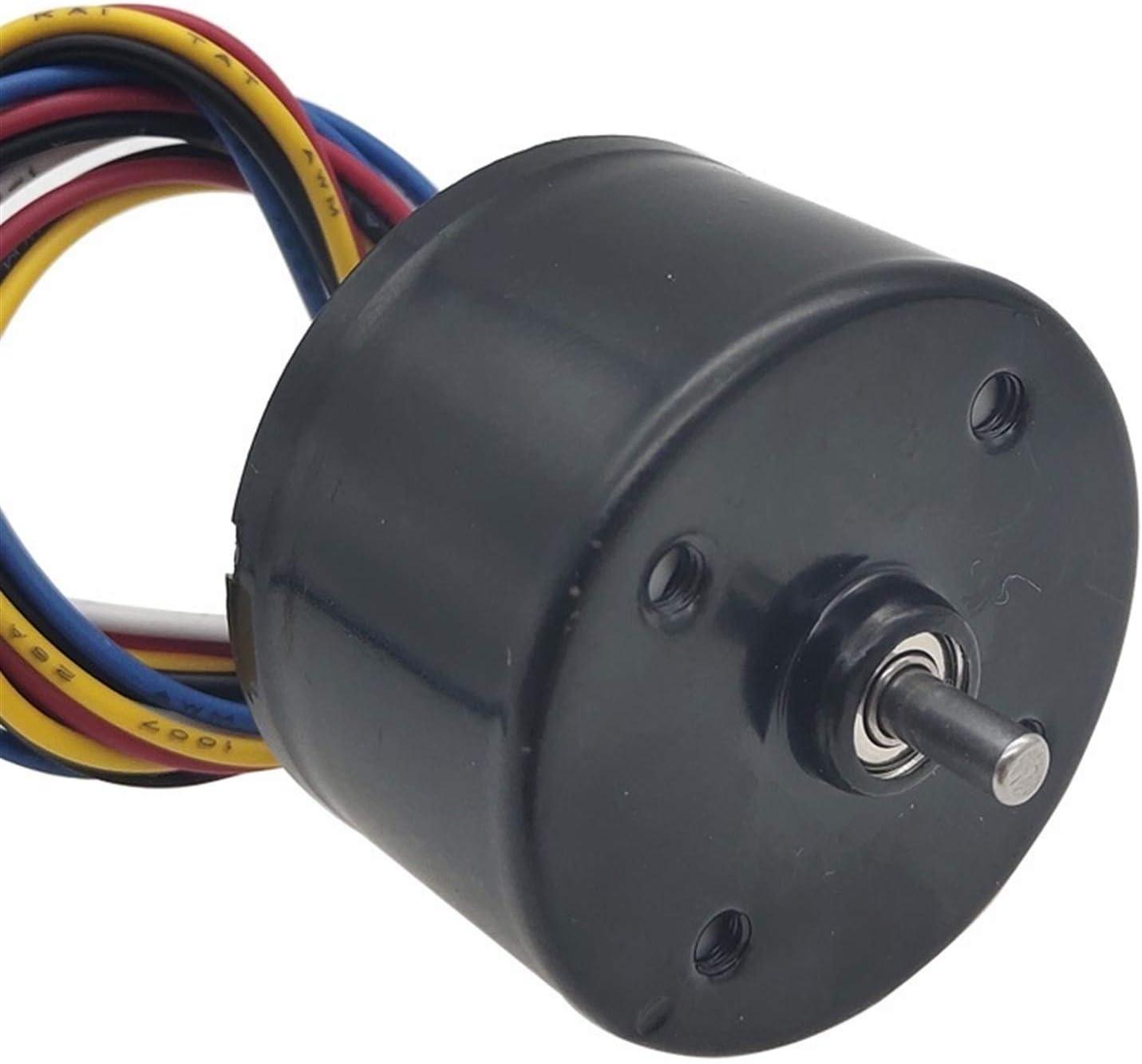 Xianglaa-Motor de corriente continua Motores de alta velocidad de DC de 3525 micro mini mini, con regulación de velocidad PWM, 12 voltios invertidos en el motor BLDC DC, Amplia gama de aplicaciones