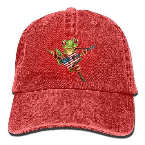 Taille Gorra de unique hombre para béisbol Ygsxcc rosso Rojo 1vqpq