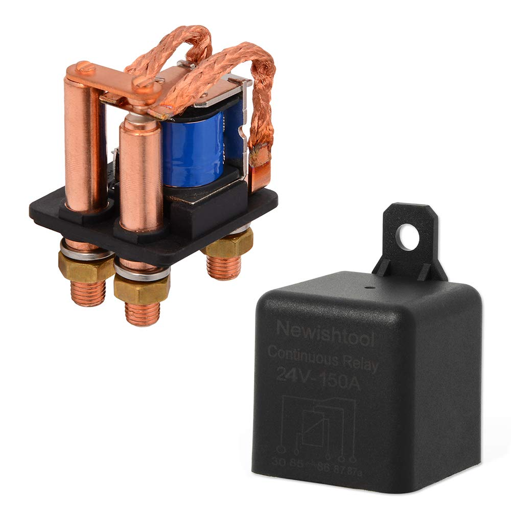 Details about  /Auxpower Control 24V 150A High Current Continuous Relay Power On//Off Control