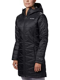Columbia Women's Mighty Lite Hooded Insulated Jacket