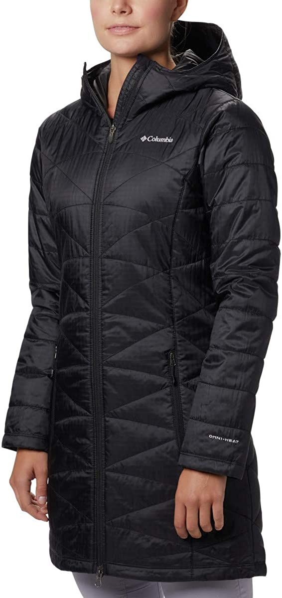 Columbia Women's Mighty Lite Hooded Jacket: Clothing