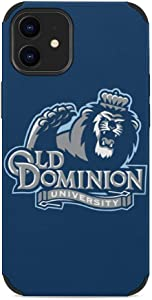 Compatible with iPhone 12 Series Case, Old Dominion University-Phone Protective Shell Microfiber Leather Anti-Fall Protection-iPhone 12Pro Max Case