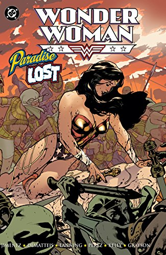 Download for free Wonder Woman: Paradise Lost
