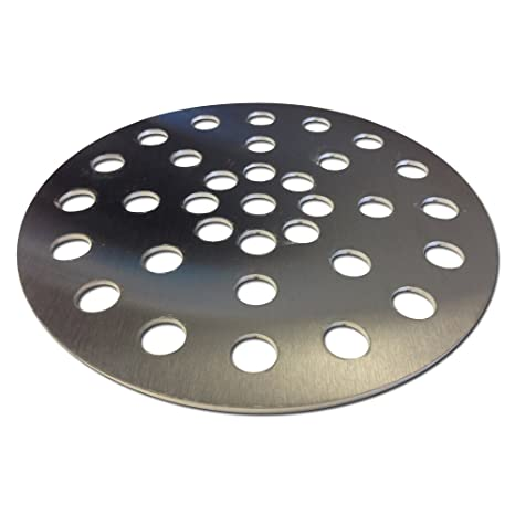 amazon com stainless steel fire grate for big green egg firebox