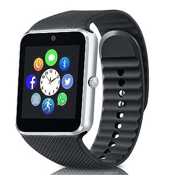 DZ09 Reloj Inteligente más Reciente Tarjeta Bluetooth Apoyo ...