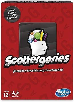 Oferta amazon: Hasbro Gaming- Hasbro Scattergories (Versión Española) (C1941105)