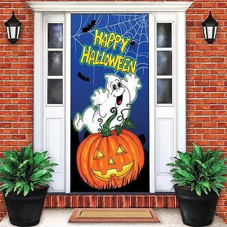 Happy Halloween Holiday Door Sock Cover & Amazon.com : Happy Halloween Holiday Door Sock Cover : Everything Else