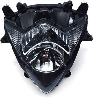 Fast Pro Motorrad Schwarz Scheinwerfer Kopf Licht Scheinwerfer für Yamaha YZF R6